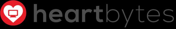HeartBytes Logo